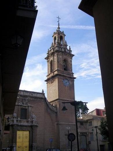 Iglesia de Santa María Cocentaina