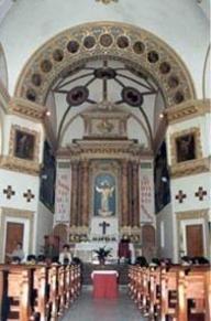 Iglesia de El Salvador.Cocentaina