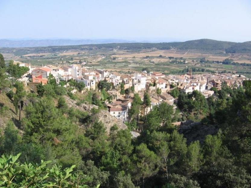 Agres es un municipio valenciano de la comarca del Comtat,