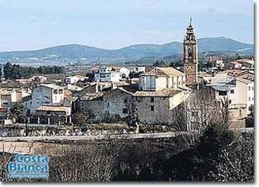 Alfafara es un municipio de la Comunidad Valenciana