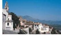 Almudaina es un municipio de la Comunidad Valenciana