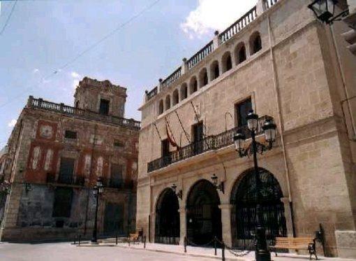 Edifici de l'Ajuntament de Castalla