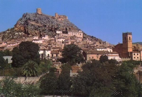 Vista de Castalla