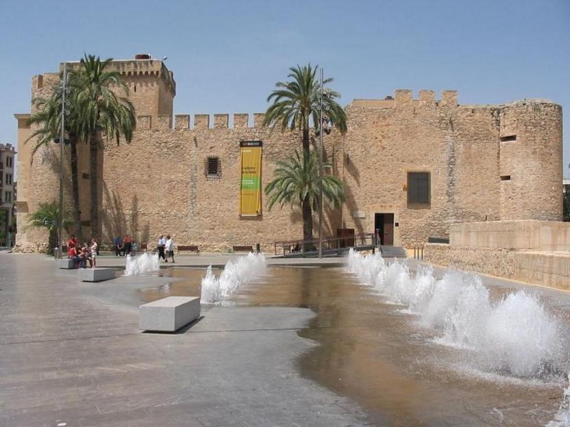 Palacio de Altamira Elche