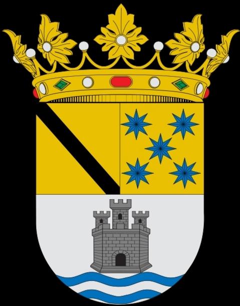 Escudo heráldico de Denia, Alicante