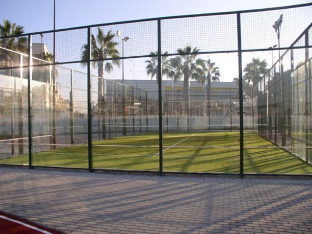 Instal·lacions esportives de la Universitat d'Alacant