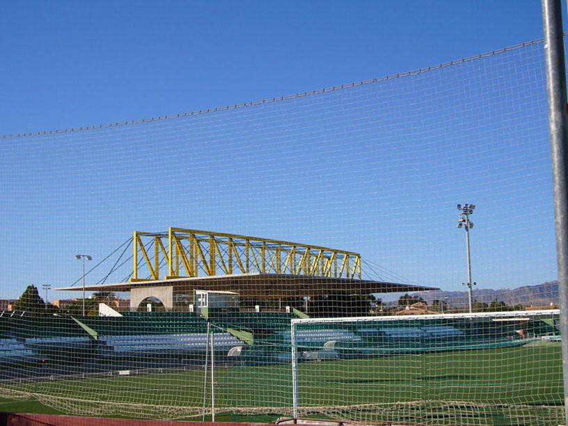 Camp de futbol de la ciutat esportiva de Sant Vicent del Raspeig
