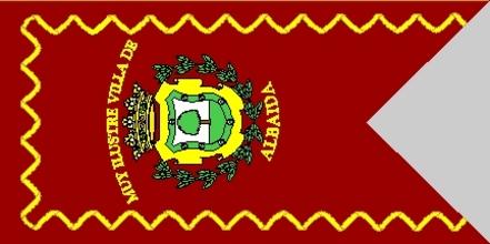 Símbols d'Albaida, Bandera representativa