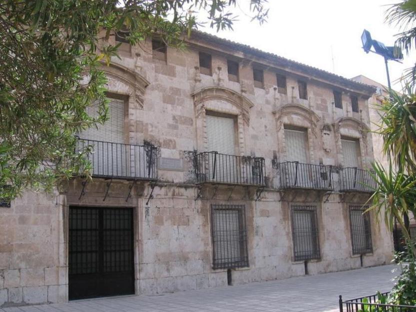 Casa de la familia Mergelina