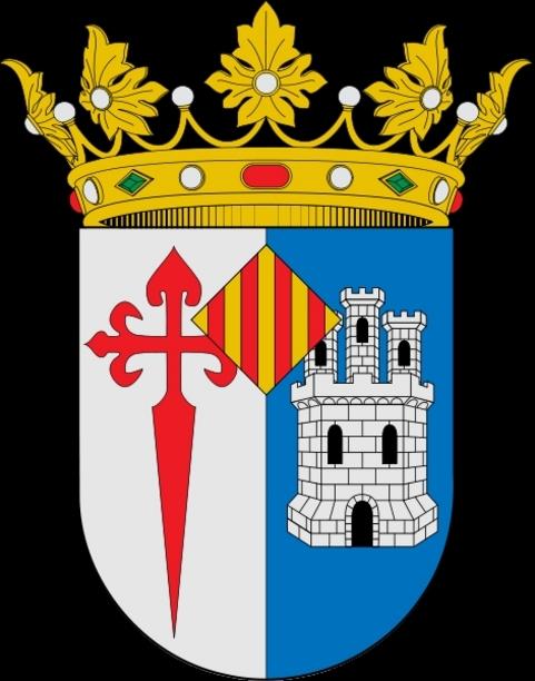 Emblema heráldico de Algorfa