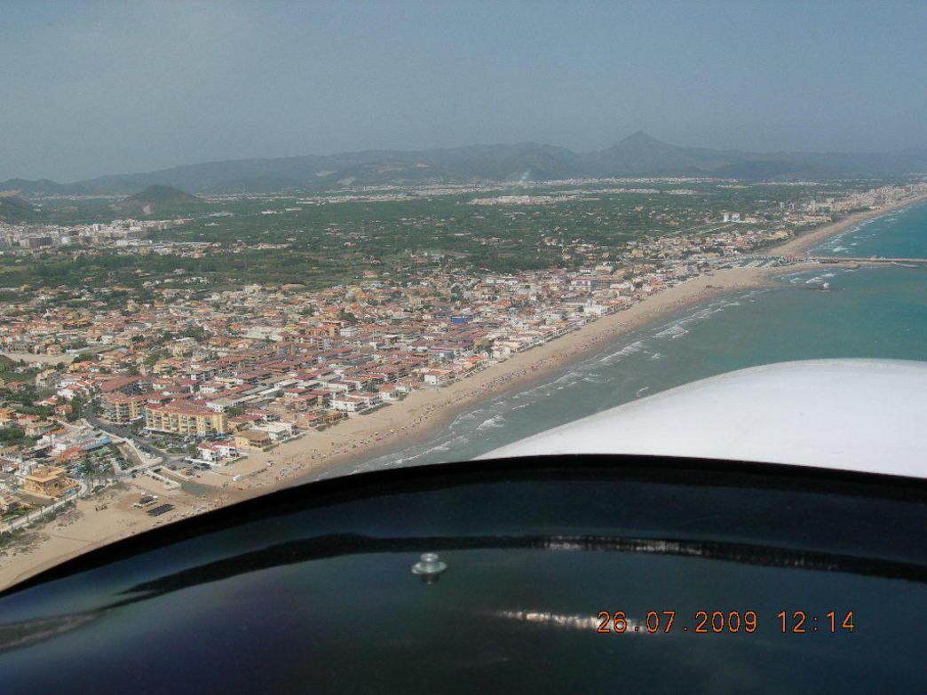 Playa Oliva (Aérea)