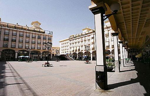Plaça major d'Elda
