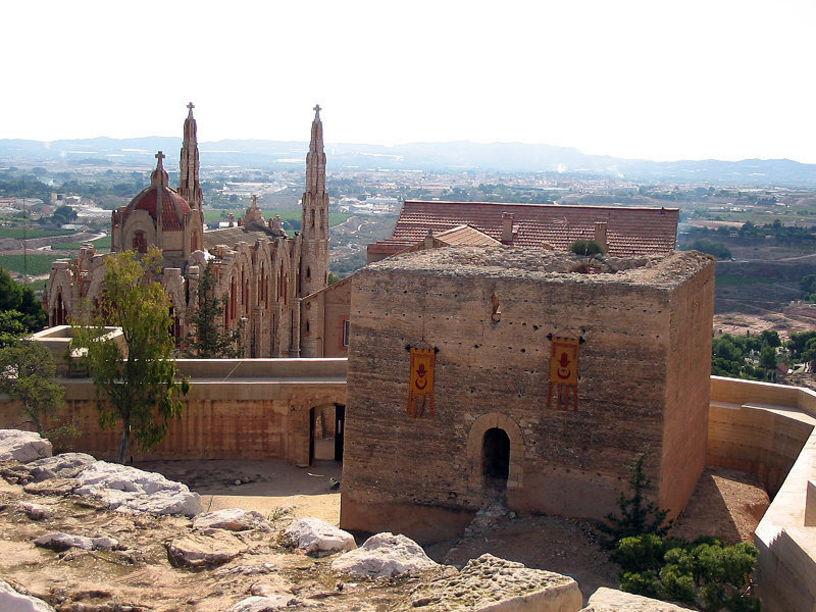Torre del Castillo la Mola