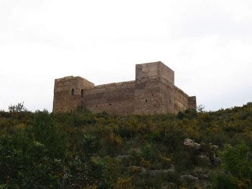 Vsta del Castillo de Forna