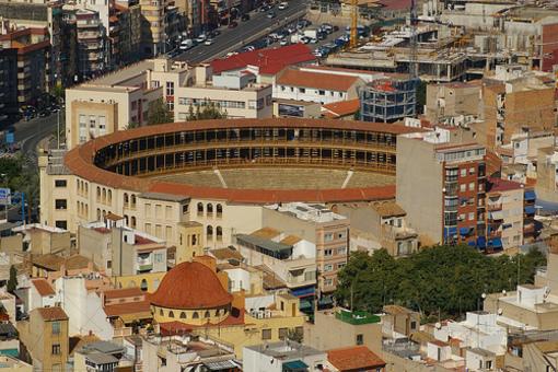 Eventos en la Plaza de Toros, Alicante