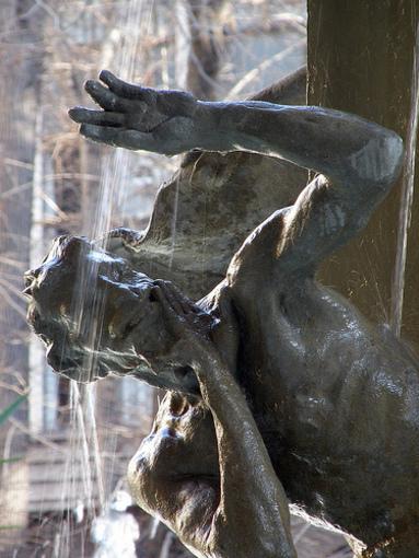 Fuente de la Plaza Gabriel Miró