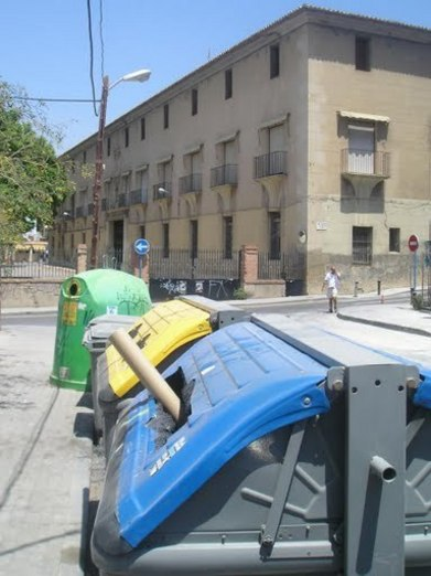 Edificio del la Antigua Fábrica de Tabacos