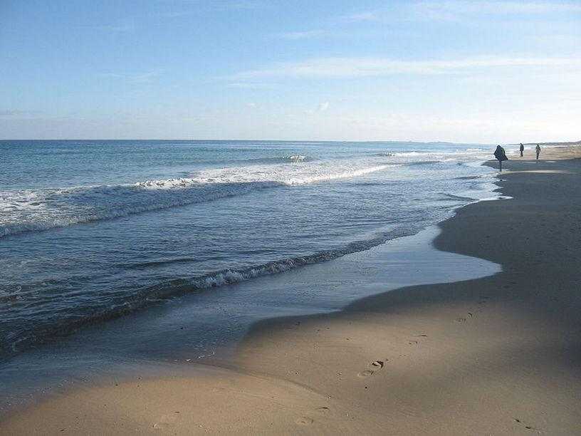 Vista de la Playa Los Arenales del Sol