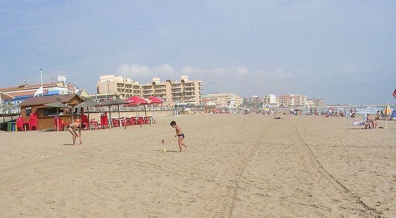 Playa la Mata, Torrevieja, Alicante