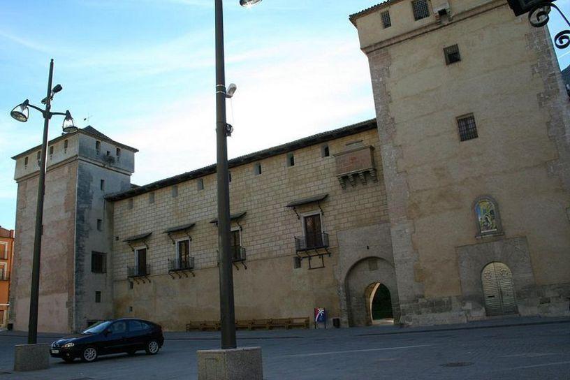 Palacio Condal de Cocentaina