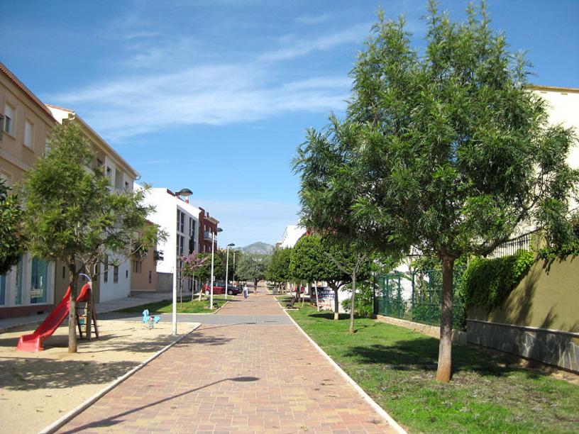 Paseo de Jaime I en Beniarbeig
