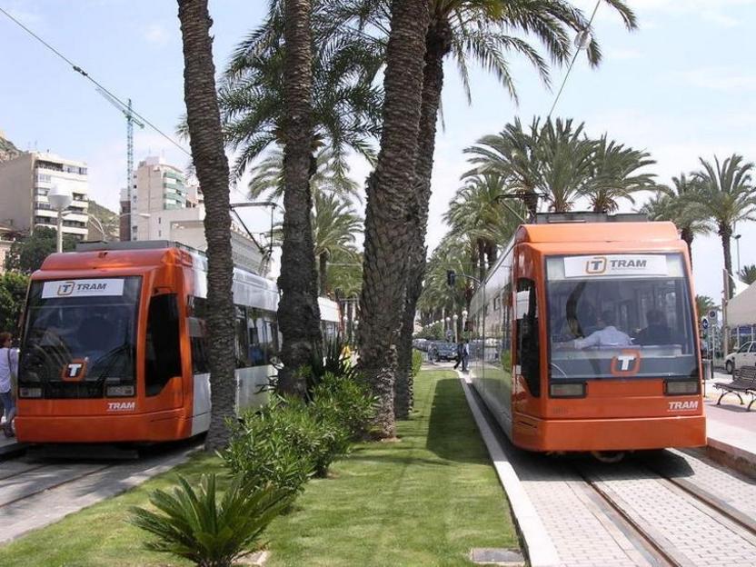 TRAM Metropolità d'Alacant