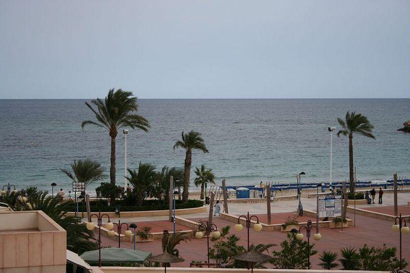 Playas familiares de Calpe