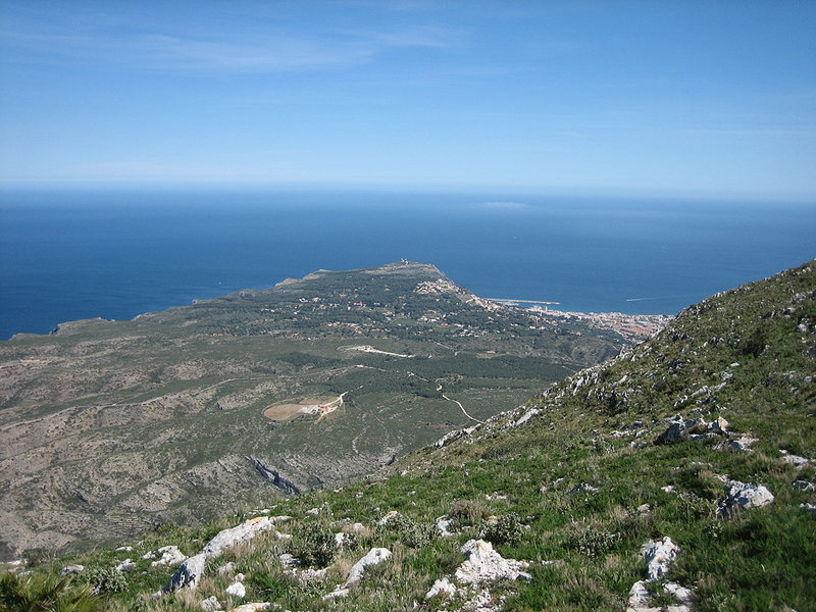 Vista del Cabo San Antonio