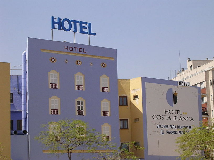 Hoteles y Alojamiento en Denia