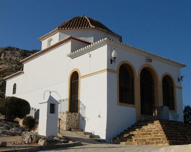 Capelleta de Sant Blai de Pedreguer