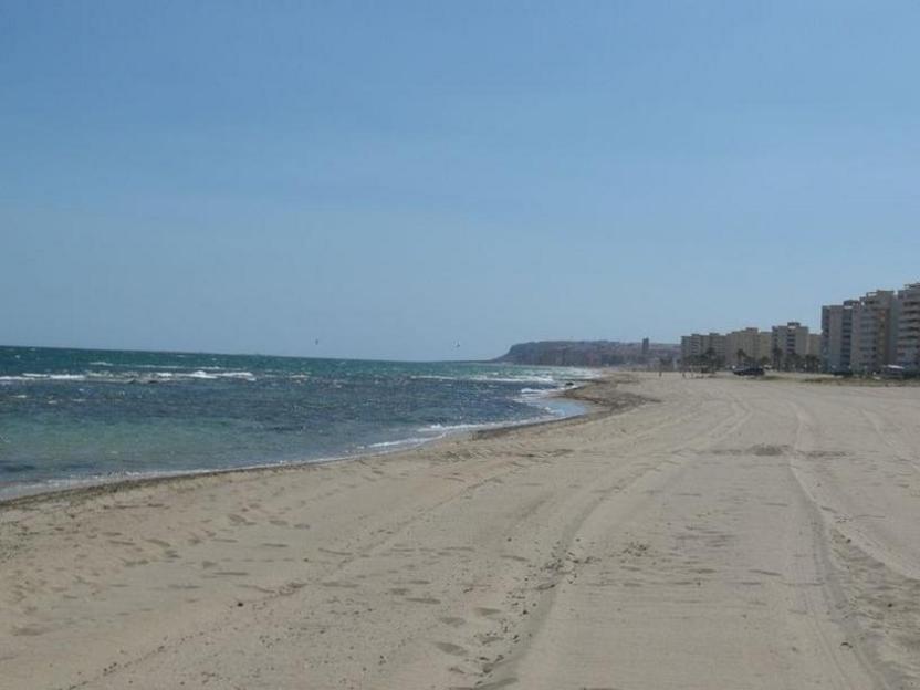 Playa de los Saladares Alicante