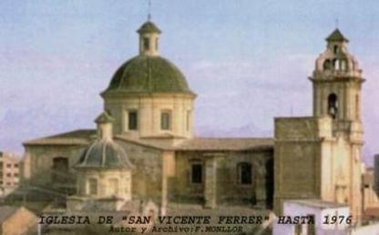 San Vicente del Raspeig municipio situado al noroeste de Alicante