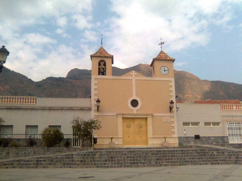 Iglesia parroquial del Rincón de Bonanza, Orihuela