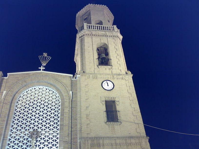 Iglesia del Pilar de la Horodada