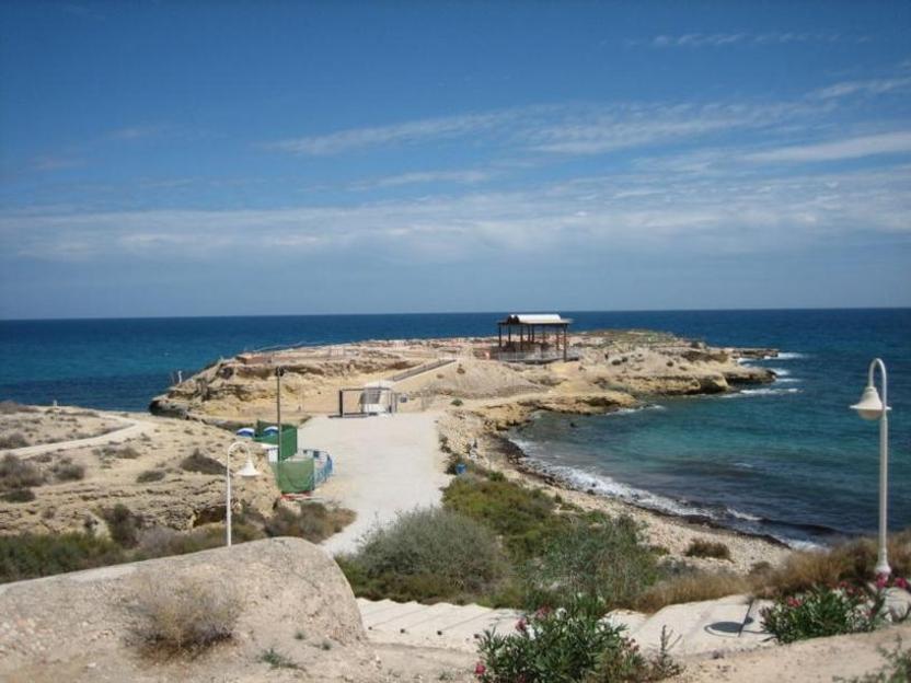 Antiguo asentamiento de La Isleta Campello