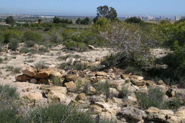 Yacimiento arqueológico de Cabezo Lucero