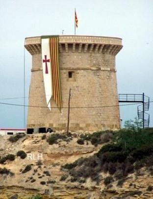 Torre de vigilancia de Campello, s.XVI