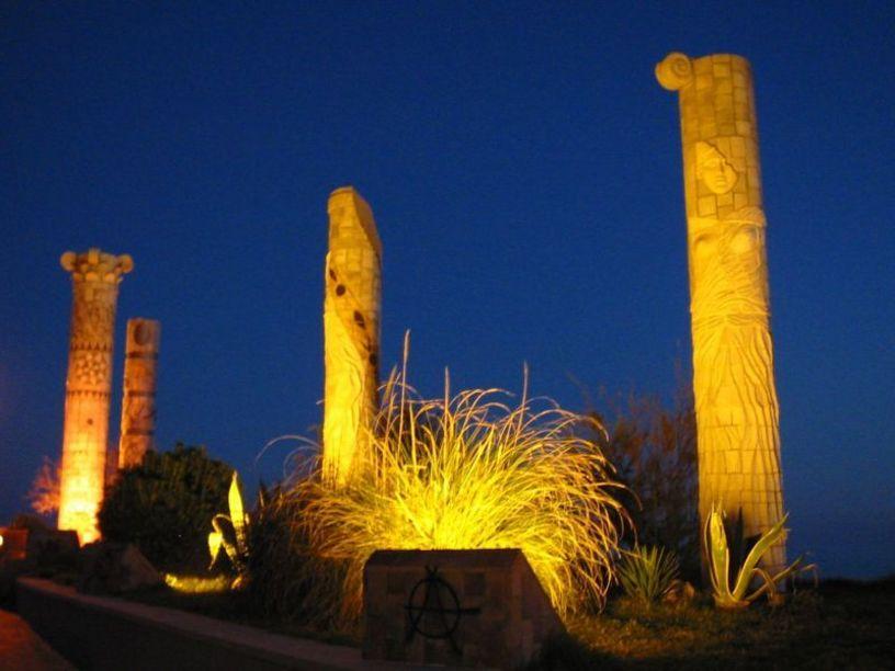 Monumento en homenaje a las culturas del Mediterraneo, Torrevieja