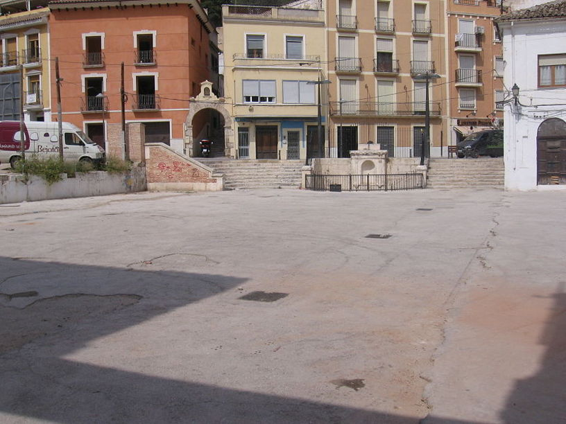 Plaça major de Villena