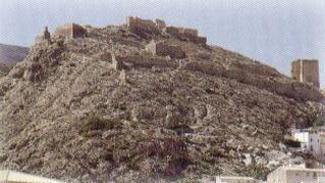 Castillo Jijona Xixona en Valenciano