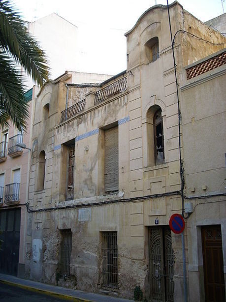 Casa del Poeta Maci Abela de Crevillente