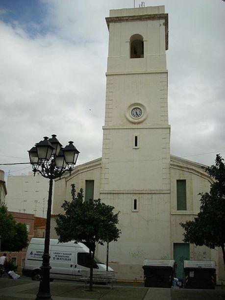 Torre-Iglesia de Crevillente