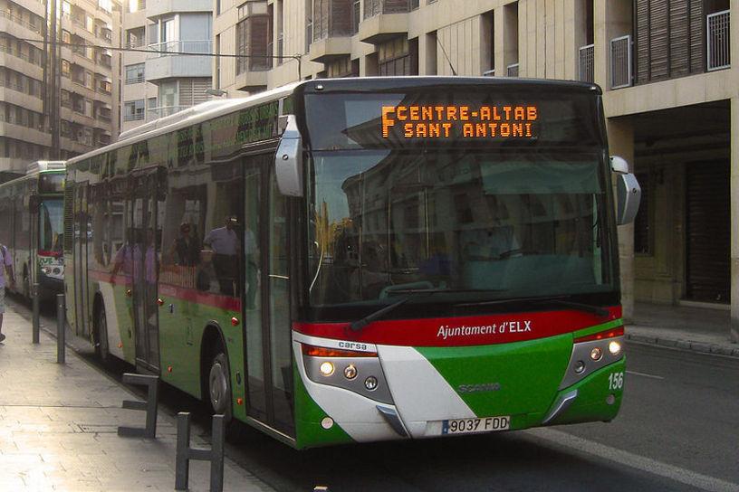 Autobuses del Elche