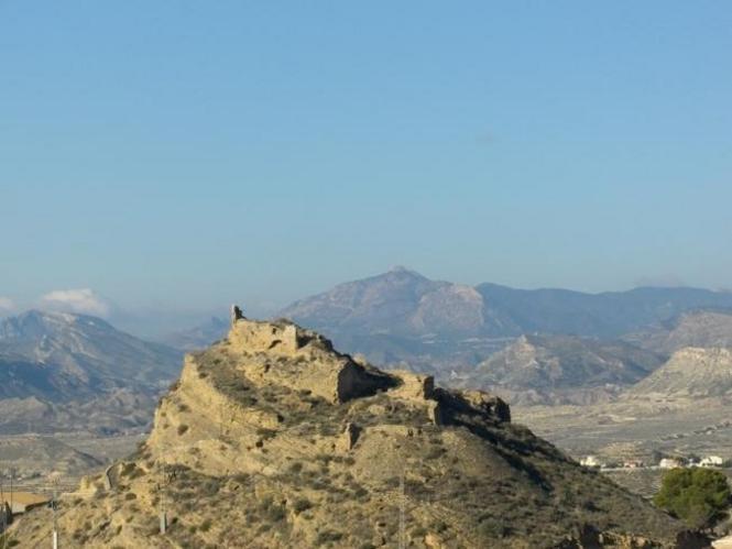 Castillo de Busot