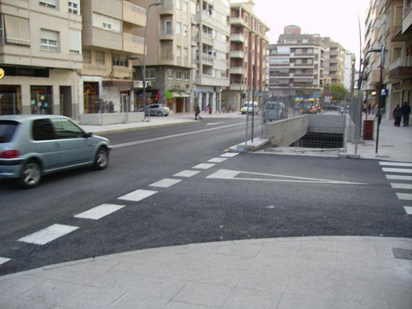 La gran avenida de Elda