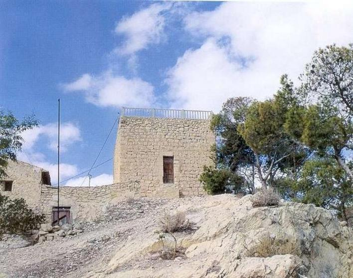 Castillo de Aigües de Busot