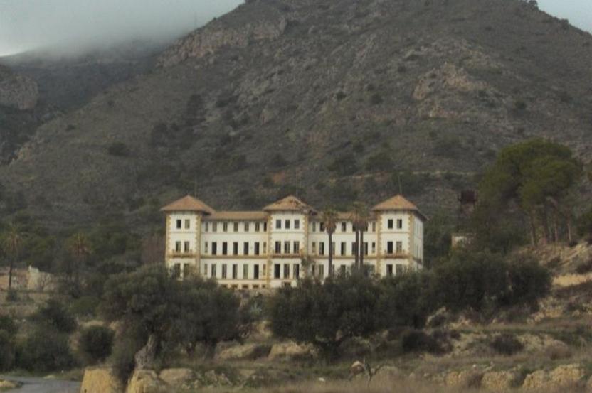 Antiguo Balneario de Aguas de Busot