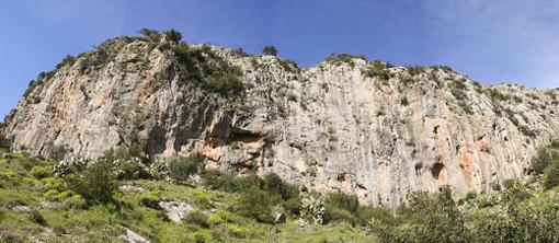 Sierras cercanas a Alcalalí