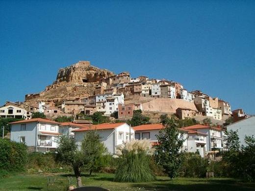 Ademuz capital del Rincón de Ademuz,