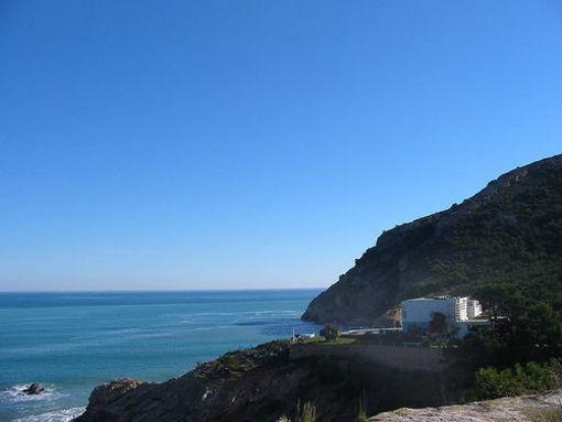 Vista de la Playa de Alfas del Pi
